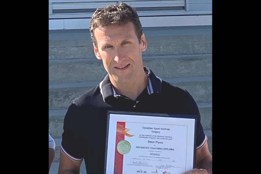 Advanced Coaching Diploma Graduate - Deon Flynn