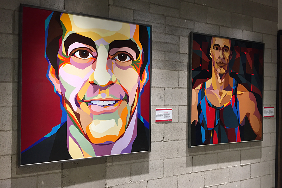 """ASPEN PROPERTIES, CANADIAN SPORT INSTITUTE CALGARY AND CANADA'S SPORTS HALL OF FAME PARTNER TO BRING THE """"CANADIAN SPORT HEROES COLLECTION"""" INTO THE COMMUNITY"""