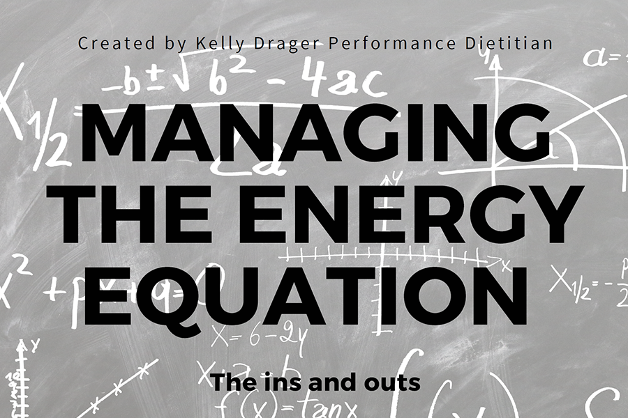 Managing the Energy Equation